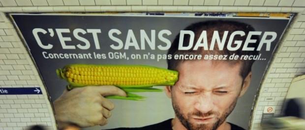 ГМО из США в Россию не пройдет!