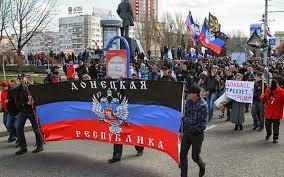 Вот и всё: Донецк простился с Украиной