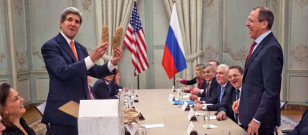 Джон Керри признает поражение в Сирии: «Что вы хотите, чтобы я начал войну с русскими?!»