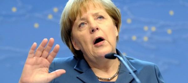 Бабка Меркель породила «Бурю из дерьма»