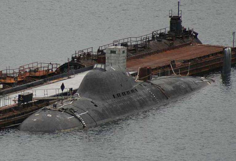 лодка лира проект 705