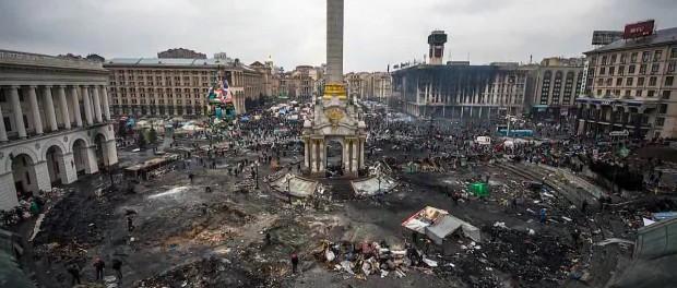 Мощнейший  удар по киевскому «майдану»