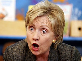 Хиллари Клинтон потеряла сознание после вопроса о военной мощи России