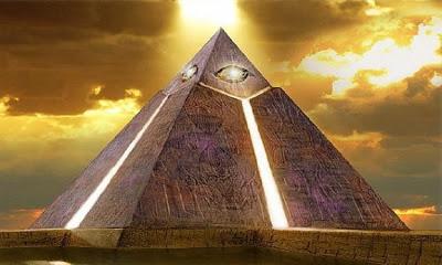 Пирамиды излучают электрическую энергию