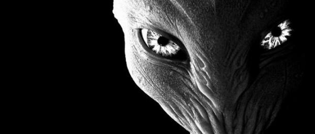 Видео инопланетянина которого захватили в плен