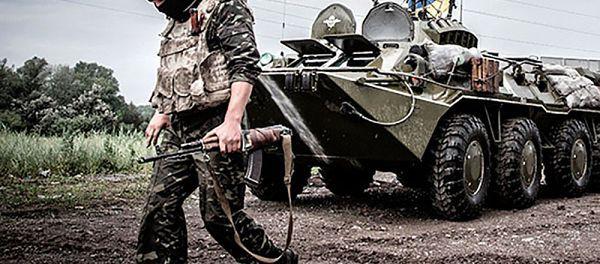 Жители оккупированного Донбасса режут бойцов ВСУ