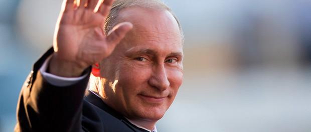 Обращение Путина к русскому народу перед Третьей Мировой войной