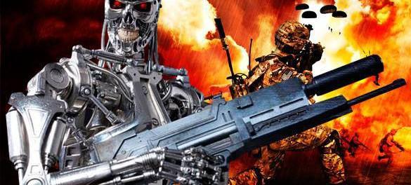 ЦРУ готовит роботов-убийц для уничтожения Китая