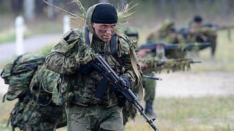 Под Донецком напал американский спецназ на ВСУ