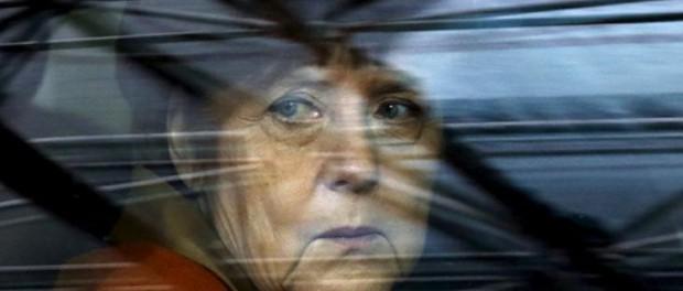 Трамп опустил Меркель