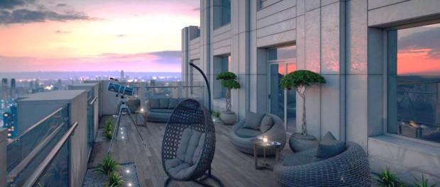 Респектабельные апартаменты клубного дома «Эверест»
