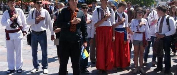 Бандеровцы продолжают творить беспредел в Крыму