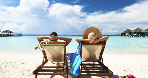 Отдых и релакс на Мальдивах