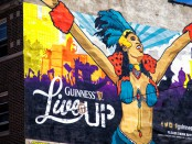 граффити реклама в екатеринбурге