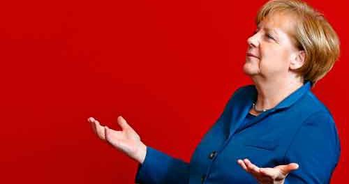 Меркель отменила санкции против России