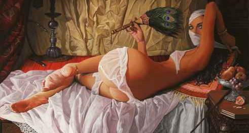 Эротика как искусство