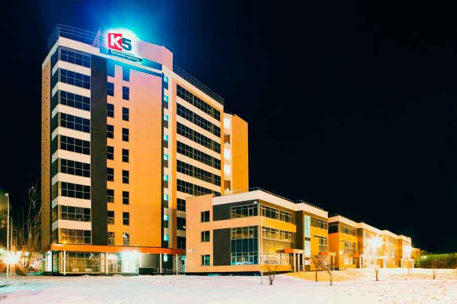 Бизнес центр К5