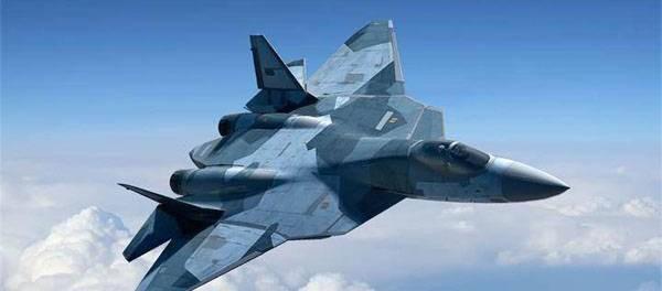 Истребитель Т-50 уже в Сирии