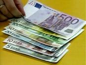 Евро уронил евро