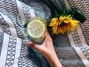 вода с лимоном полезные свойства