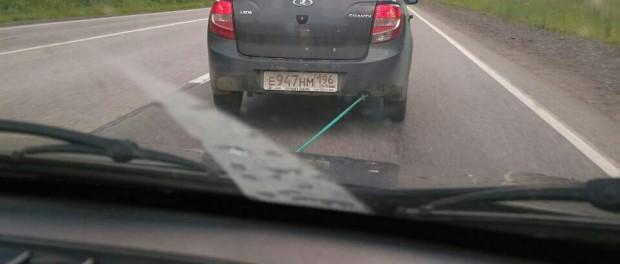 Что бывает на трассе Пермь — Екатеринбург