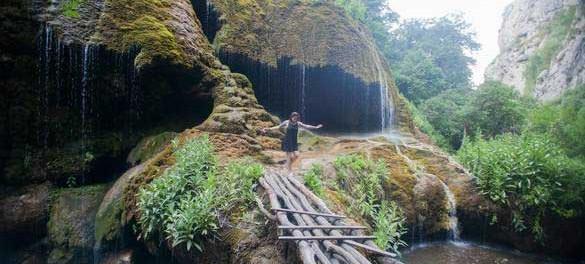 Ущелье Хуно в Шуше