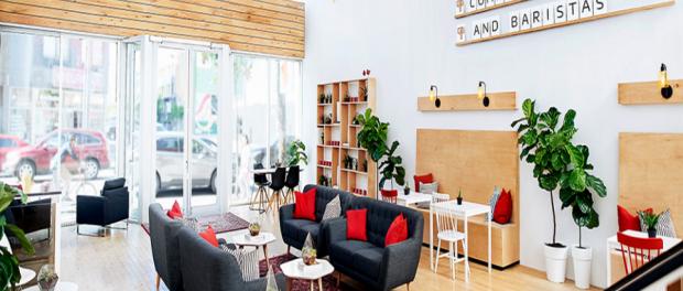 Nescafe открыло кафе без бариста и официантов
