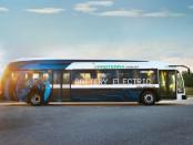 Электрические автобусы Proterra