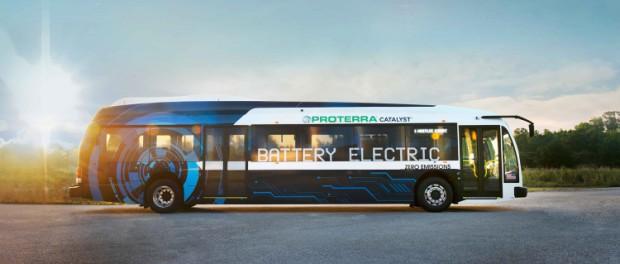 В Екатеринбург на ЧМ-2018 поставят электрические автобусы из США