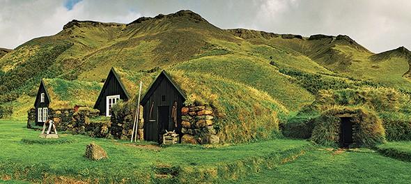 Жители Исландии верят в эльфов