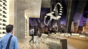 Hyperloop Hotel, гостиница, отель, контейнеры,