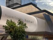 Гостиница, отель, частные роскошные номера из контейнеров
