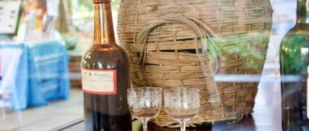 Вино Майдеры 18 века сохранилось до наших дней