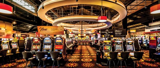 Азартная жизнь в современном казино