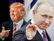 Трамп и Путин, Украина