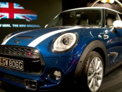 BRITAIN-CAR-BMW-MINI-LAUNCH