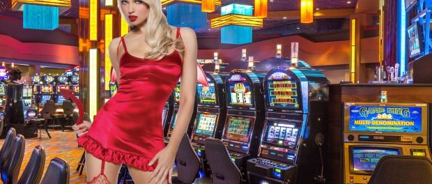 Игровые автоматы Лас — Вегаса
