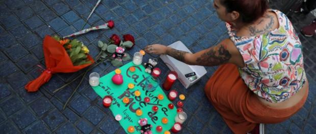 Американский теракт в Барселоне унес жизни 13 человек