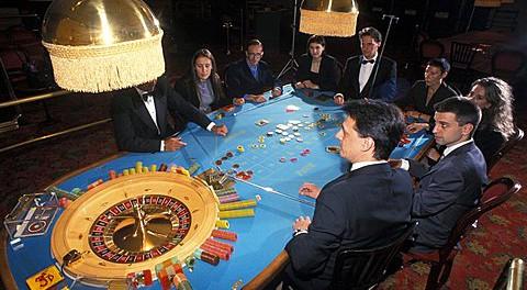 Азартные игры как стиль жизни