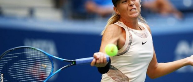 Мария Шарапова вышла в третий круг US Open 2017