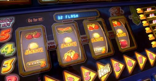 Какие бывают игровые автоматы