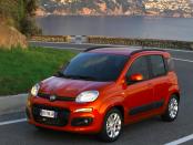 Fiat Chrysler, автомобиль