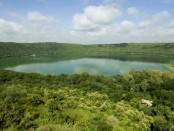 Озеро  Lonar Lake