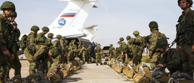Россия начала притеснять США в Афганистане
