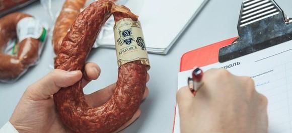 В колбасе обнаружено человеческое мясо