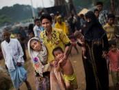 Беженцы Мьянмы