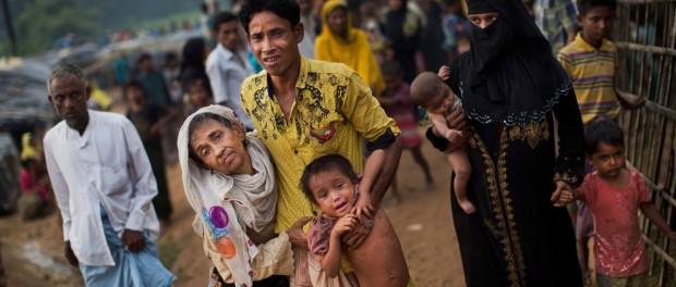 Тысячи мусульман покидают Мьянму