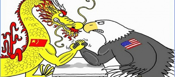 США получили пинок под зад от Китая и КНДР