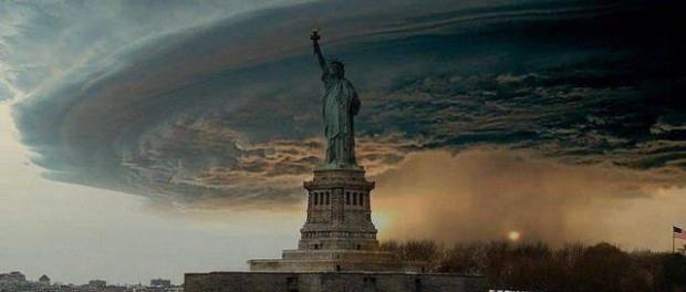 Новый ураган сотрет с земли США