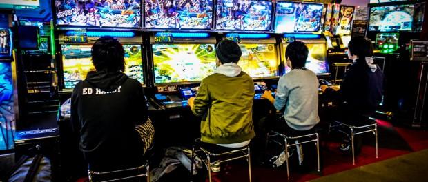Как сочетаются видеоигры и игровые автоматы